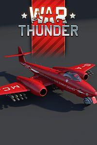 Carátula del juego War Thunder - Reaper Pack