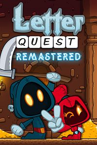 Carátula del juego Letter Quest: Grimm's Journey Remastered de Xbox One