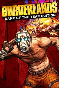 Carátula del juego Borderlands: Game of the Year Edition