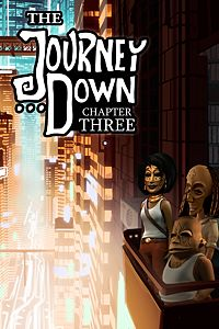 Carátula del juego The Journey Down: Chapter Three