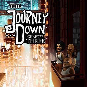 The Journey Down: Chapter Three Xbox One
