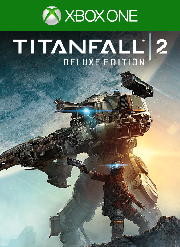 Titanfall 2 Deluxe Edition boxshot