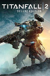 Carátula del juego Titanfall 2 Deluxe Edition
