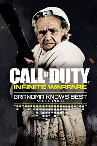 Carátula del juego Call of Duty: Infinite Warfare - Grandma Knows Best VO