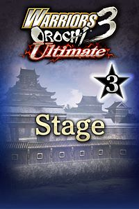 Carátula del juego WARRIORS OROCHI 3 Ultimate STAGE PACK 3