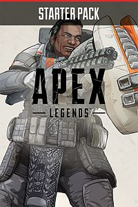 Carátula del juego Apex Legends Starter Pack