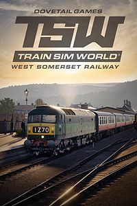 Carátula del juego Train Sim World: West Somerset Railway