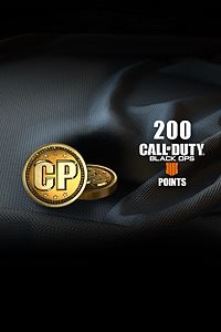 200 Call of Duty®: Black Ops 4-Punkte