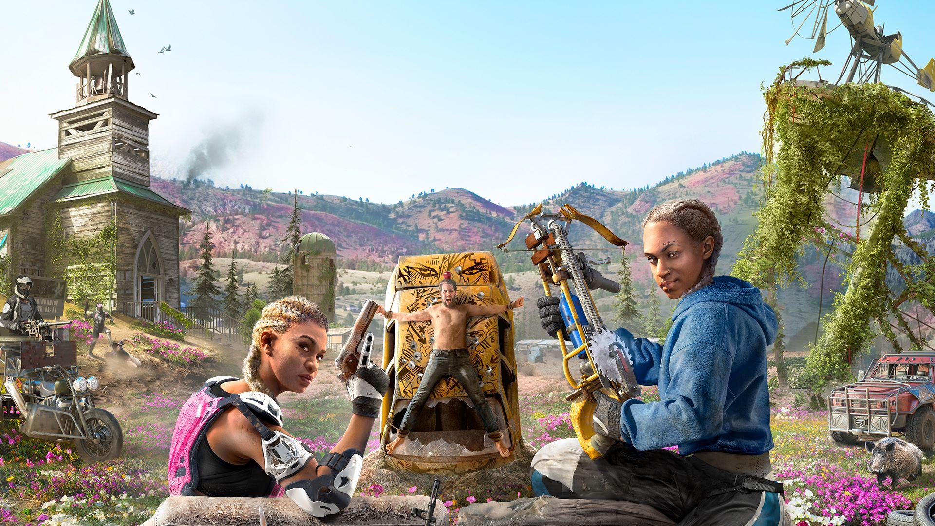Acheter Far Cry® New Dawn