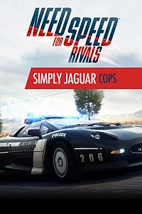 Need for Speed™ Rivals Simplesmente Jaguar Policiais