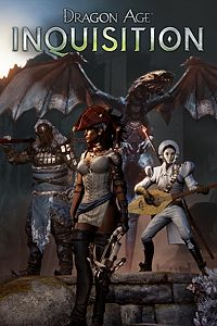 Carátula del juego Dragon Age: Inquisition - Dragonslayer Multiplayer Expansion
