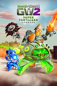Carátula para el juego Plants vs. Zombies Garden Warfare 2 Super Fertilizer Upgrade de Xbox 360