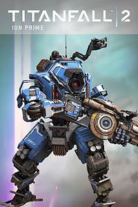 Carátula del juego Titanfall 2: Ion Prime