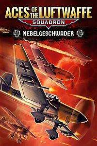Carátula del juego Aces of the Luftwaffe Squadron - Nebelgeschwader