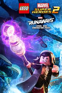 Carátula del juego Runaways Level and Character Pack