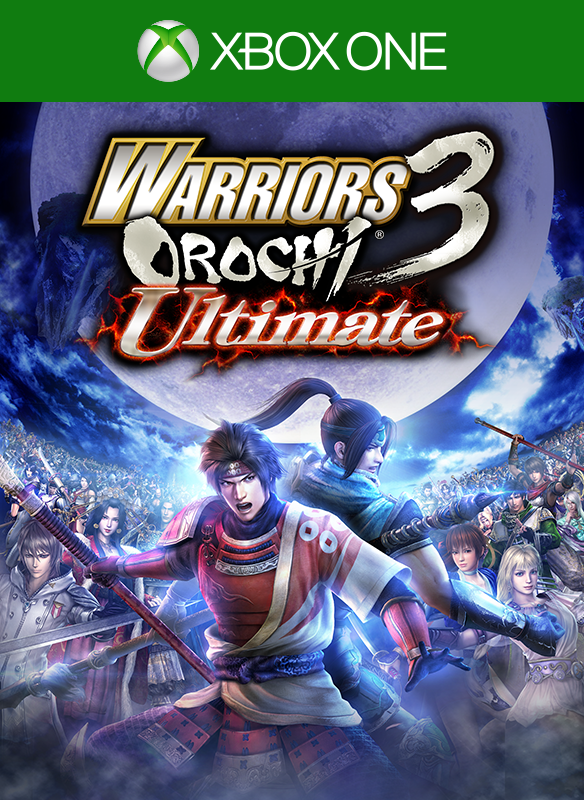 WARRIORS OROCHI 3 Ultimate boxshot