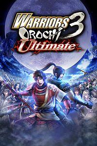 Carátula del juego WARRIORS OROCHI 3 Ultimate para Xbox One