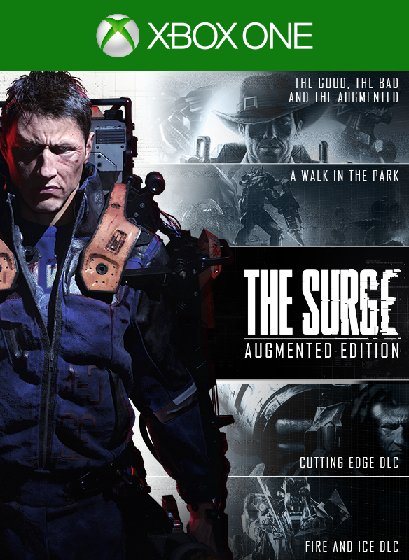 The Surge - Augmented Edition boxshot