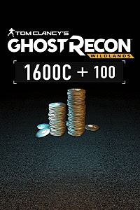 Carátula del juego Tom Clancy's Ghost Recon Wildlands – Small Pack 1700 GR Credits