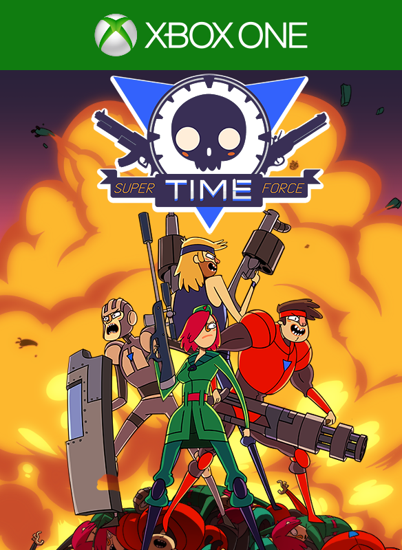 Super Time Force boxshot