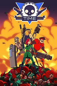 Carátula para el juego Super Time Force de Xbox 360