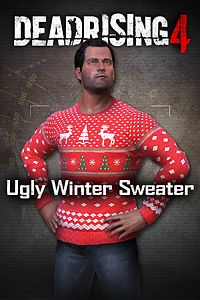 Carátula del juego Dead Rising 4 - Ugly Winter Sweater