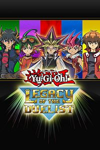 Carátula del juego Yu-Gi-Oh! Legacy of the Duelist de Xbox One