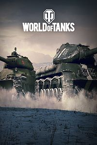 Carátula del juego World of Tanks - Warriors Mega