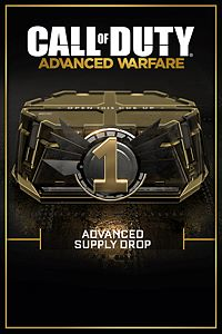 Carátula para el juego Advanced Supply Drop - Single de Xbox 360