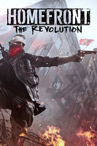 Carátula del juego Homefront: The Revolution de Xbox One