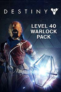Carátula del juego Destiny - Level 40 Warlock Pack de Xbox One