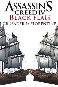 Carátula del juego Assassin's CreedIV Crusader & Florentine Pack