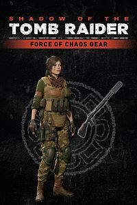 Carátula del juego Shadow of the Tomb Raider - Force of Chaos Gear Pack