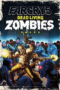 Carátula del juego Far Cry5 - Dead Living Zombies