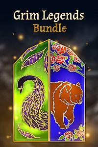 Carátula del juego Grim Legends Bundle