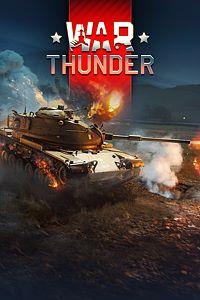 Carátula del juego War Thunder - M60A1 Ariete Pack