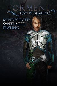 Carátula del juego Mindforged Synthsteel Plating