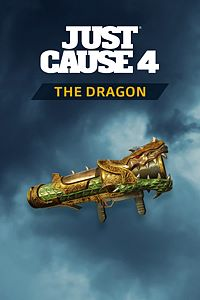 Carátula del juego Just Cause 4 - The Dragon