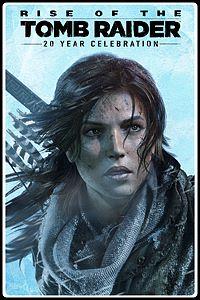 Carátula del juego Rise of the Tomb Raider: 20 Year Celebration de Xbox One
