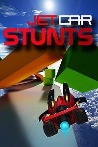 Carátula del juego Jet Car Stunts de Xbox One