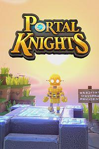 Carátula del juego Portal Knights -Lobot Box