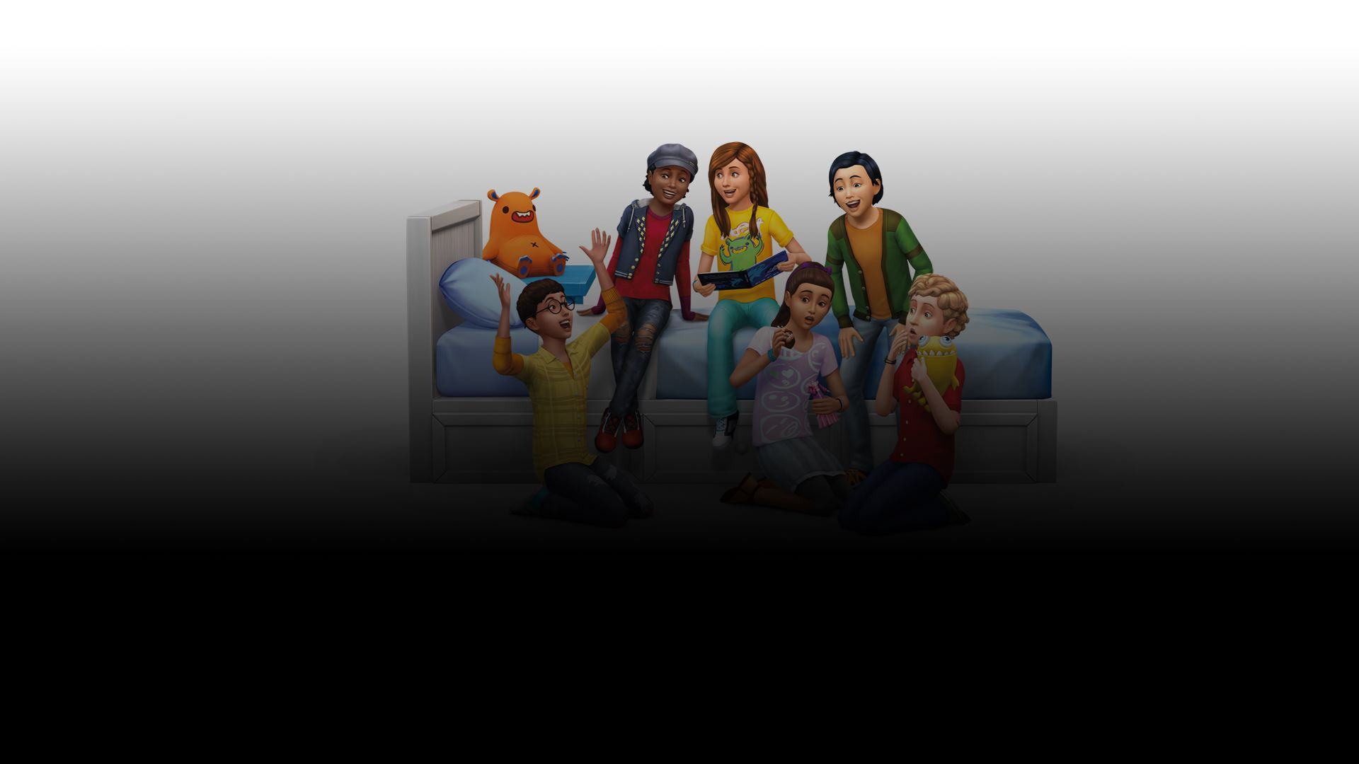 Die Sims™ 4 Kinderzimmer-Accessoires kaufen – Microsoft Store de-CH