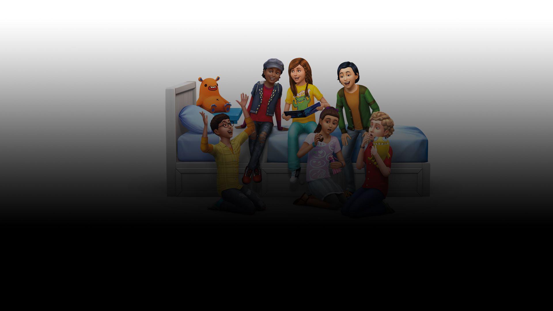 The Sims™ 4 Kids Room Stuff