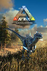 Carátula del juego ARK: Survival Evolved Bionic Raptor Skin