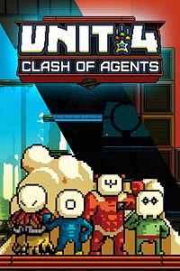Carátula del juego Unit 4: Clash of Agents