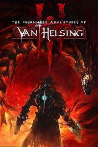 Caratula del juego The Incredible Adventures of Van Helsing III
