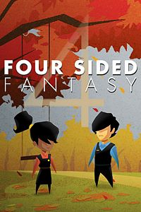 Carátula del juego Four Sided Fantasy para Xbox One