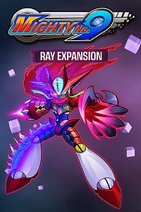 Carátula del juego Mighty No. 9 - Ray Expansion de Xbox One