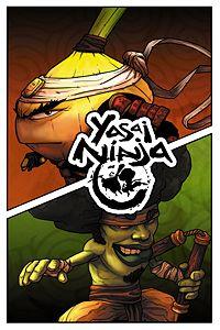 Carátula del juego Yasai Ninja