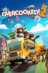 Carátula para el juego Overcooked! 2 de Xbox One